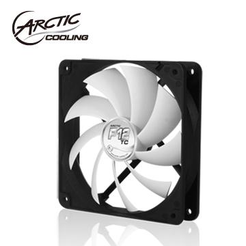 Arctic Cooling ARCTIC F12 TC 高效能溫度控制系統風扇