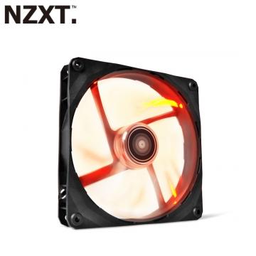 NZXT恩傑 FZ 120mm LED 機殼風扇 (紅光)