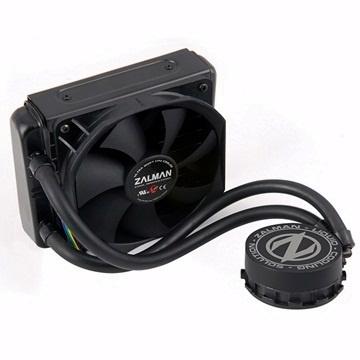 ZALMAN 拉麵 全平台一體式CPU散熱器-LQ310