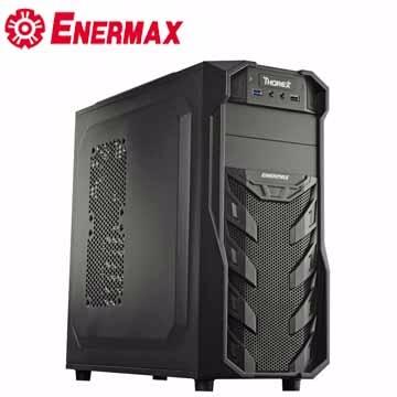 保銳Enermax  索雷戰神  2大3小 電腦機殼(黑)