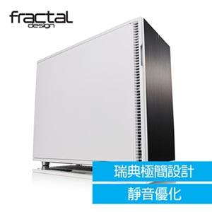 【Fractal Design】 Define R6 極光白