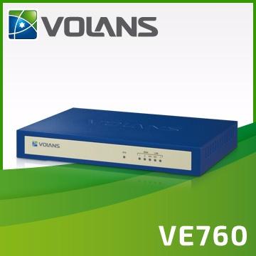 ★中小型企業超值首選,行為管理的標竿!★VOLANS (VE760) 網路行為管理路由器