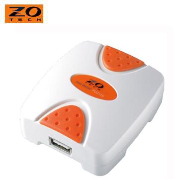 【實體店面】ZOT 零壹 PU211S 單埠 USB2.0列印伺服器 三年保固(列印伺服器)