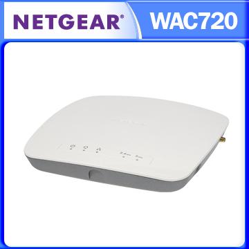 Netgear WAC720 - ProSAFE 商用 2x2 11ac 雙頻無線基地台AP