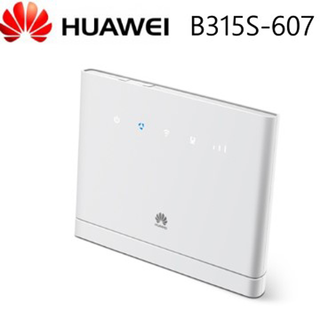 【HUAWEI】華為4G 無線路由器(B315s-607)