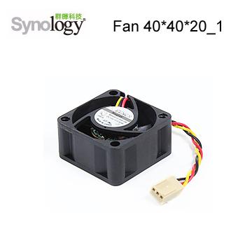 Synology 群暉科技 零組件 Fan (40*40*20_1)