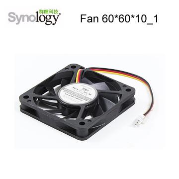 Synology 群暉科技 零組件 Fan (60*60*10_1)