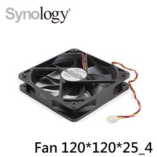 Synology 群暉科技 零組件 Fan 120*120*25_4
