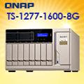 QNAP 威聯通 TS-1277-1600-8G NAS (12Bay/AMD/8G/) 網路儲存伺服器(不含硬碟)