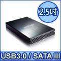 archgon亞齊慷 USB 3.0 鋁合金 2.5吋SATA硬碟外接盒 MH-2231-U3V3 Sphere V