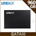 LITEON MU3 PH6L 960G SSD 2.5吋固態硬碟