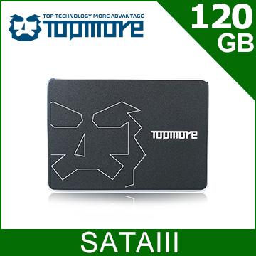 達墨 TOPMORE 120GB 2.5吋 SATAIII SSD