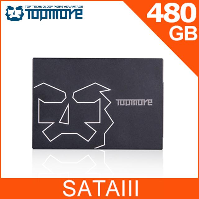 New!達墨TOPMORE 480GB 2.5吋 TP100 SATAIII SSD(TLC)