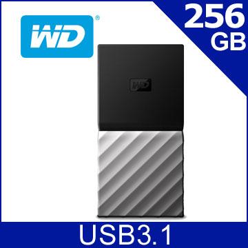 ▼送折疊後背包▼WD My Passport SSD 256GB 外接式固態硬碟