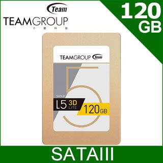 Team 十銓 L5 Lite 120GB 2.5吋 SSD固態硬碟