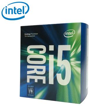 Intel Core i5 7500 中央處理器(盒裝)