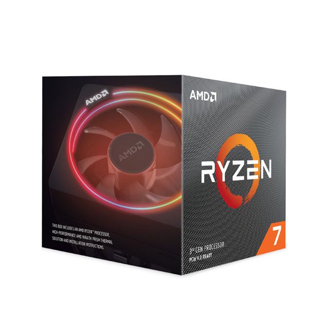 AMD Ryzen 9 3900X 12-core, 24執行續 12核心 中央處理器