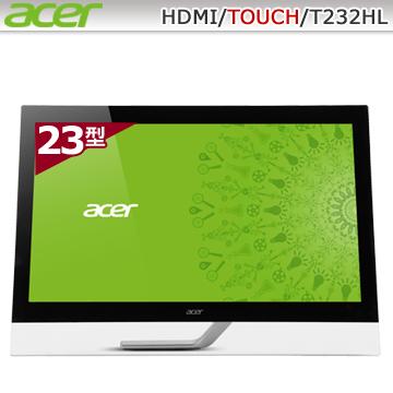 acer T232HL 23型IPS 觸控寬螢幕