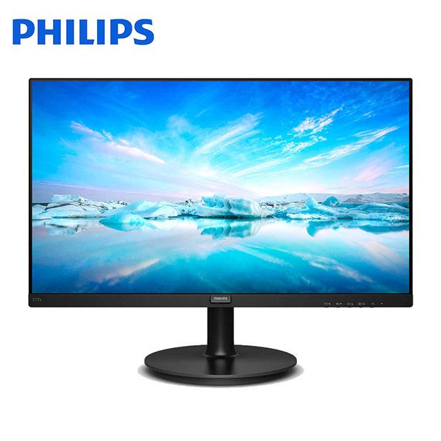 PHILIPS 27型 272V8A IPS(黑)(寬)螢幕顯示器