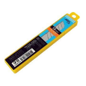 【ABEL】18mm大美工刀刀片-10片入