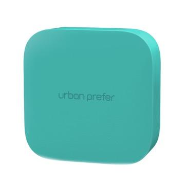 urban prefer / MONI 磁吸式小物收納盒 藍綠色