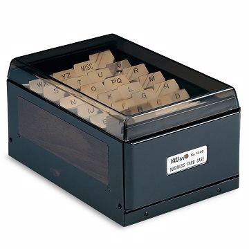 KW-triO名片盒(400片)