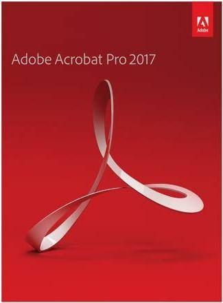 原價$21200▼限時搶購 Adobe Acrobat Pro 2017 專業中文版 for windows