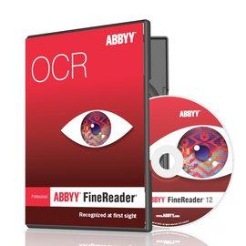 ABBYY FineReader OCR 12 專業中文版(單機盒裝)