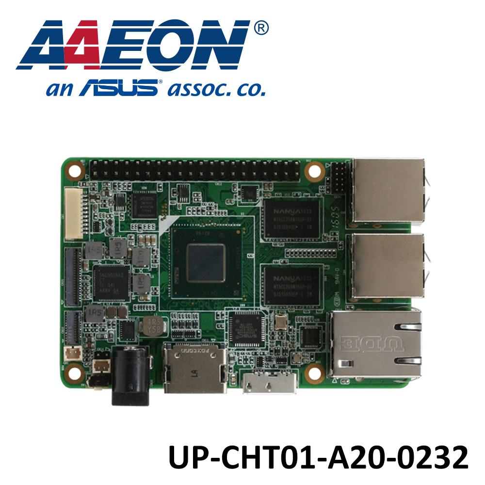 研揚 UP-Board 2GB RAM+32GB eMMC 開發板