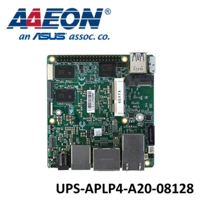 ▼地表最高速專業創客開發板▼研揚 UP2 8GB RAM+64GB eMMC 開發板