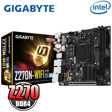 技嘉GA-Z270N-WIFI-1主機板