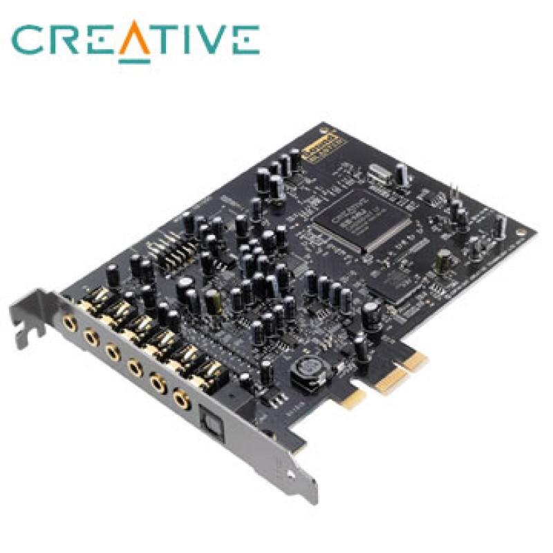 CREATIVE Sound Blaster Audigy RX PCIE音效卡