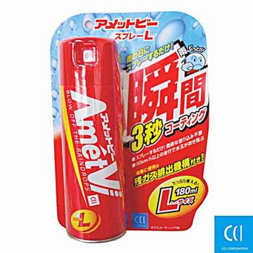 CCI 日本製 3秒瞬間免雨刷撥雨劑 G-80