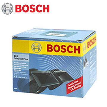 BOSCH 汽車車用 高低音汽車喇叭迷你蝸牛喇叭 EC6 Compact Plus