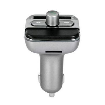 【KINYO】藍牙免持車用遙控器音響轉換器(95ADB)