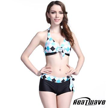 Heatwave 熱浪 泳裝 兩件式平口-尚美佳人-81495