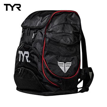美國TYR 鐵人後背包 Alliance Team Backpack II 黑紅