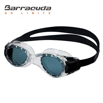 美國Barracuda巴洛酷達12-18歲青少年專業訓練系列抗UV防霧泳鏡-TITANIUM JR#30920