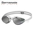 美國巴洛酷達Barracuda MERMAID MIRROR #13110成人防霧電鍍泳鏡