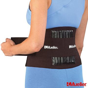 [福利品]MUELLER慕樂 腰部護具 黑色