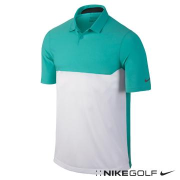 Nike Golf 快速排汗短袖針織衫-綠639921-405