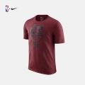 NBA/ NIKE Dry EXP CTYSCP T-Shirt/ Cleveland Cavaliers 克里夫蘭騎士 運動綿T (871030-677)