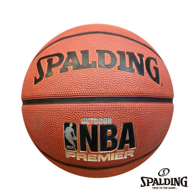 [5入組]SPALDING 斯伯丁 NBA Premier 籃球 7號