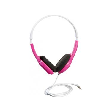 【Go Travel】兒童用耳機-粉紅 indulgence 寵愛自己