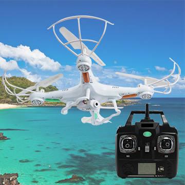 無線攝錄影遙控 玩家版 空拍機 2.4GHz無線發射