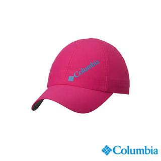 Columbia哥倫比亞 中性-UPF50防潑快排棒球帽-桃紅 UCU01290FC