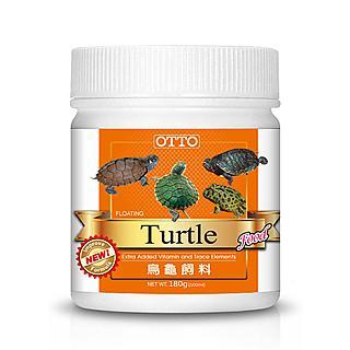 OTTO-烏龜飼料180g(500ml)