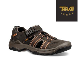 TEVA 美國 男 Omnium 2 護趾水陸機能涼鞋 (橄欖綠-TV1019180BLKO)