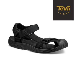 TEVA 美國 男 Hurricane Toe Pro 護趾水陸機能涼鞋 (黑-TV1019237BLK)