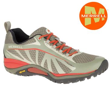 Merrell 美國 SIREN EDGE GTX 多功能健行鞋 女款 褐 ML37286